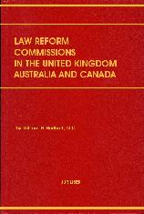 Law Reform Commissions in the United Kingdom, Australia and Canada
