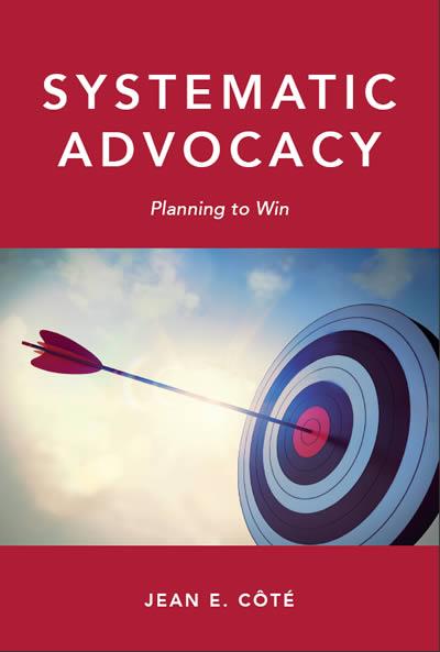 Systematic Advocacy